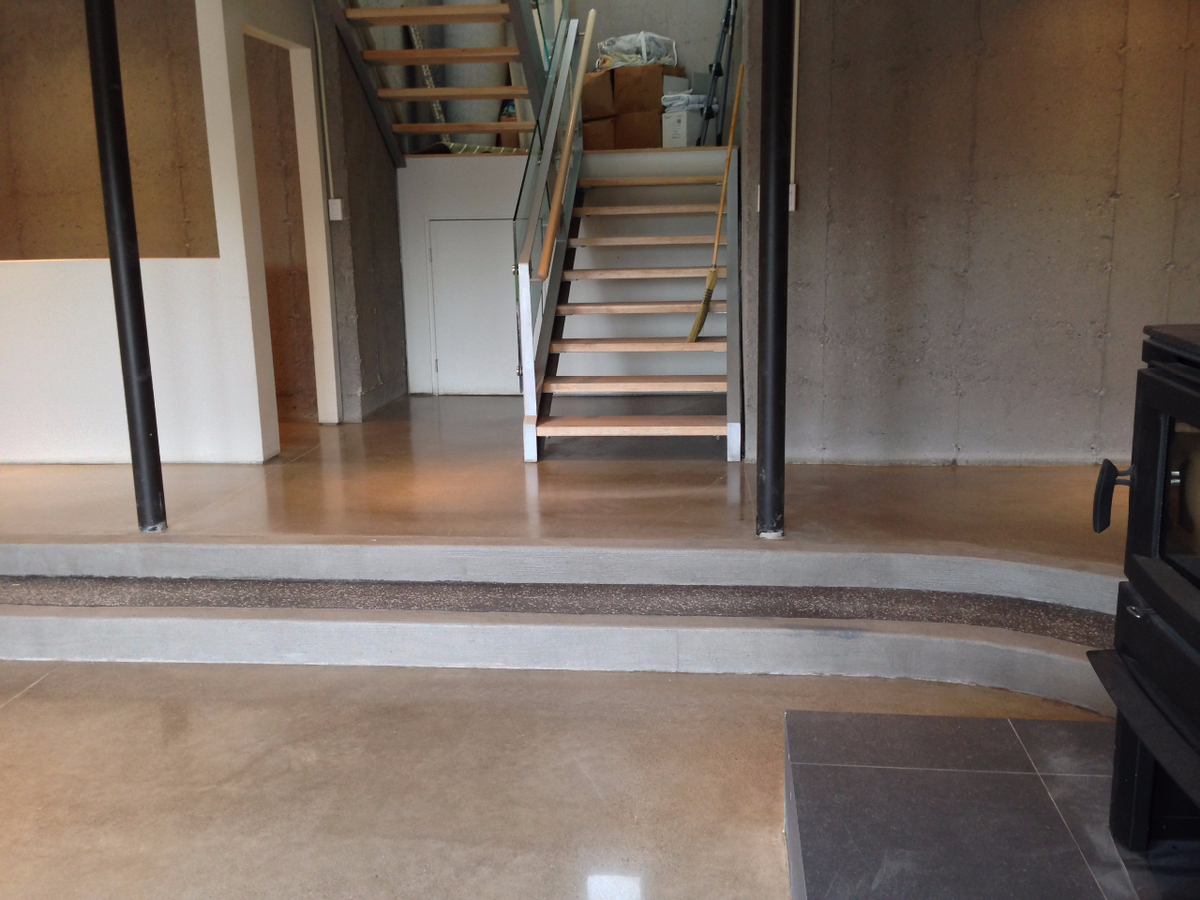 Flooring Kitchener Waterloo Service Ground Polished And Stained Concrete Mississauga Oakville